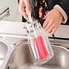 Кухонная чистящая губка Кисти Бутылка для вина из стекла для вина Чай Стеклянная чашка - 1TopShop, фото 2