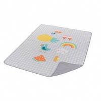 Развивающий коврик для прогулок - ИДЕМ ГУЛЯТЬ (140х115 см, водонепроницаемый) от Taf Toys - под заказ