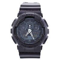 Casio G-Shock AAA GA 100 All-Black