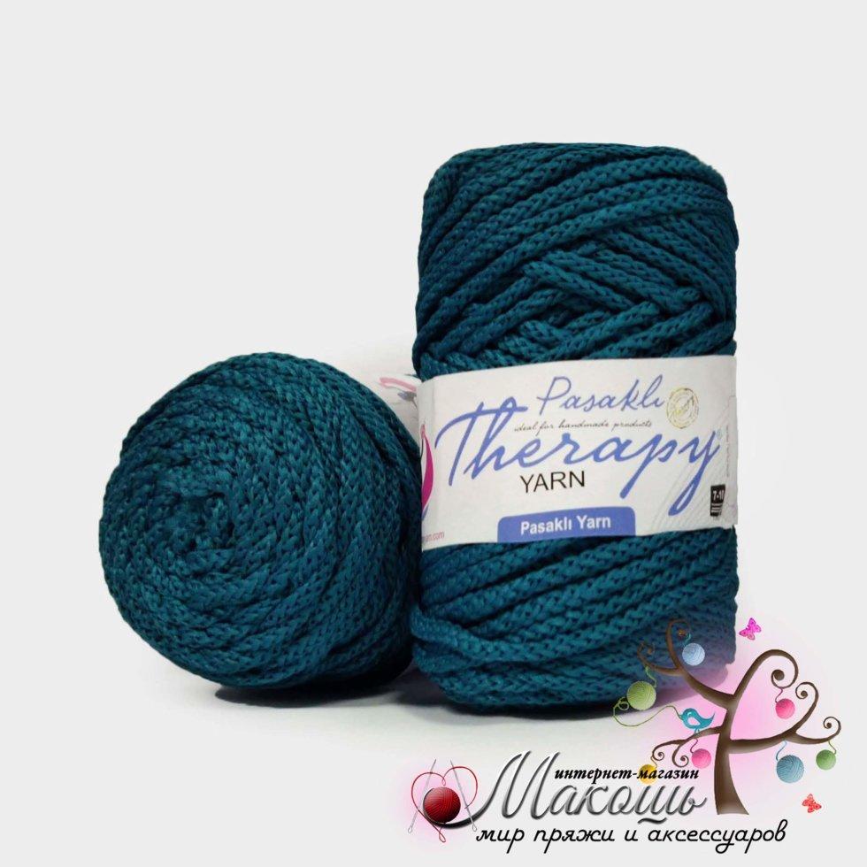 Шнур для вязания Therapy Pasakli, мор. волна