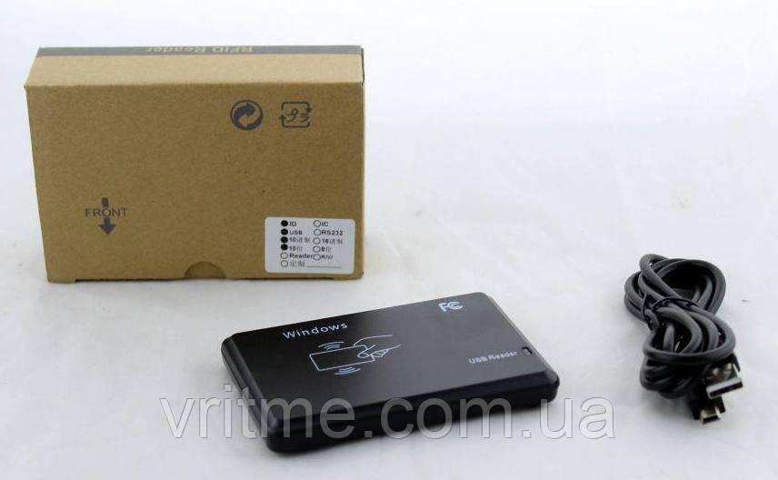 Считыватель бесконтактных карт - USB Reader RS232