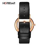 Стильные часы женские с черным ремешком код 354, фото 2
