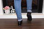 Балетки женские черные Т886, фото 8
