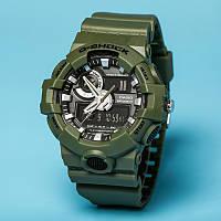 Часы Casio  G-Shock GA-700 KHACHI  (касио джи шок)