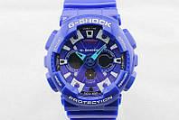 Часы Casio  G-Shock GA-200RG Blue  (касио джи шок)