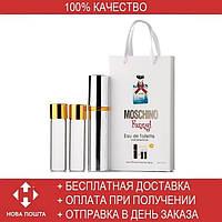 Moschino Funny EDP 3x15ml MINI (парфюмированная вода Москино Фанни мини-флакон)