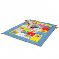 Развивающий большой коврик - ВЕСЕЛЫЕ КОТЯТА (100х150 см) от Taf Toys - под заказ