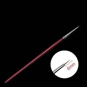 Ногти Набор Волосы Цветной рисунок Малый Ручка - 1TopShop, фото 2