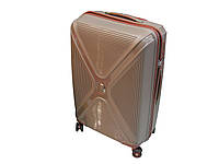 Антиударный чемодан из полипропилена большого размера Snowball 62608 (Франция)