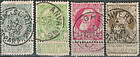 Бельгия  1905-1907