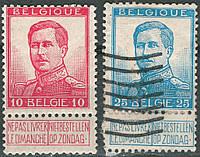 Бельгия 1912-1913