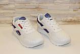 Модні кросівки білі Т981, фото 3
