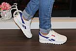 Модні кросівки білі Т981, фото 9