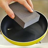 2 размера 1шт наждачная губка для чистки кухни Набор 1TopShop