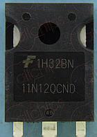 IGBT NPT 1200В 43А Fairchil HGTG11N120CND TO247