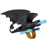 Dreamworks Как приручить дракона 3 Фигурка браслет пускатель дракон Беззубик 6045113 Dragons Toothless Wrist Launcher Role-Play Launcher Accessory