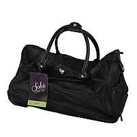 0be1290ee108 Дорожные сумки на колесах, дорожная сумка, цвет - черный, сумка на колесах