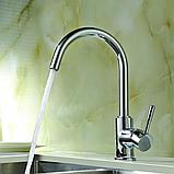 Кухонний змішувач Colorado хром Blue Water (Польща), фото 3
