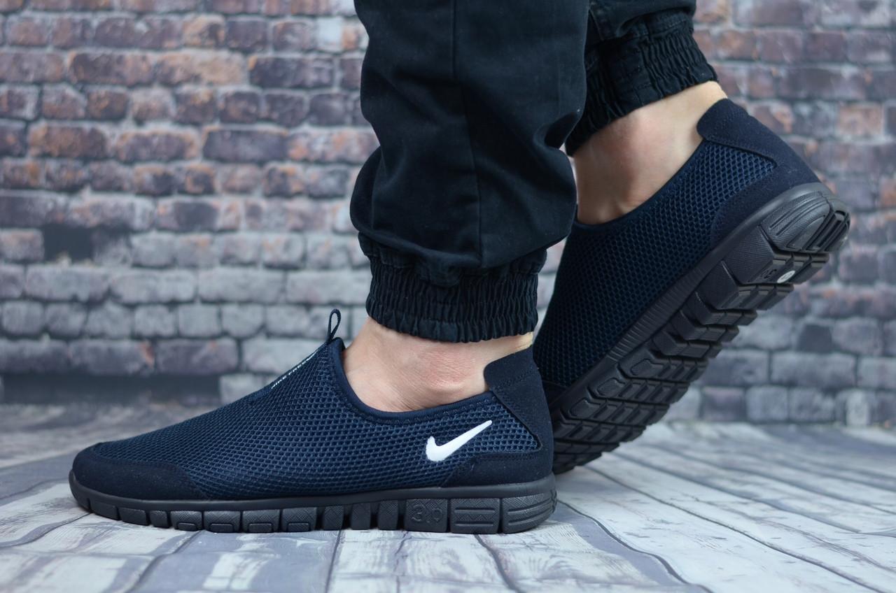 Кроссовки мужские Nike . ТОП КАЧЕСТВО!!! Реплика класса люкс (ААА+)