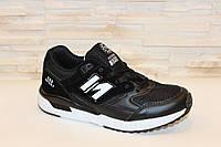 Кроссовки черные Т987, фото 1