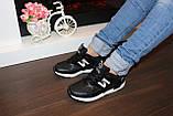 Кроссовки черные Т987, фото 8