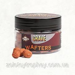 Бойлы насадочные критически сбалансированные Dynamite Baits The Crave Wafters Dumbells 15mm