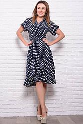 Модное платье в горох Бланка