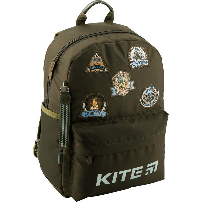 4d3f5c4e3523 Купить Рюкзак школьный Kite Education Camping 38x26x11 см 12 л ...