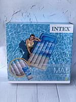 """Надувной плотик ТМ INTEX EU """"Вдохновение"""" (6) размером 178X84см артикул 58772"""
