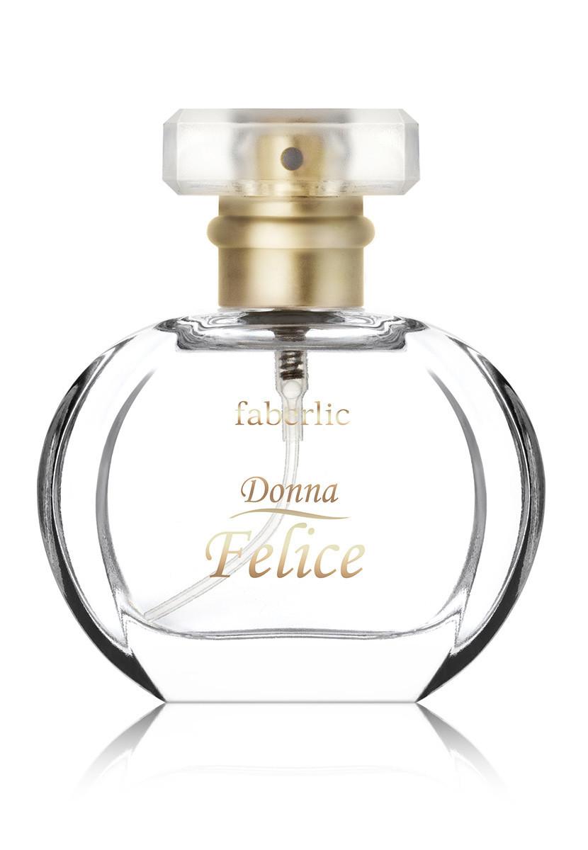 Парфюмированная вода Donna Felice Faberlic
