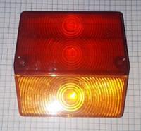 Стекло рассееватель фонарь прицеп Ф 400 30.3716