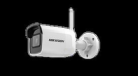 Уличная WIFI IP-камера 4 Мп со встроенным микрофоном Hikvision DS-2CD2041G1-IDW1
