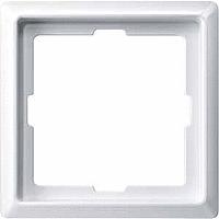 Рамка 1-постовая ARTEC, белый Shneider Merten(MTN481119)