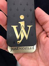 Костюм брючный женский Justwoman Италия синий, фото 3