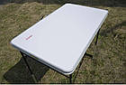 Стіл Tramp 100 х 60 х 73/80/87/94 см. Стол для кемпинга. Туристический стол. Стол складной, фото 4