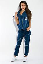 Жилетка женская AG-0009676 Синий