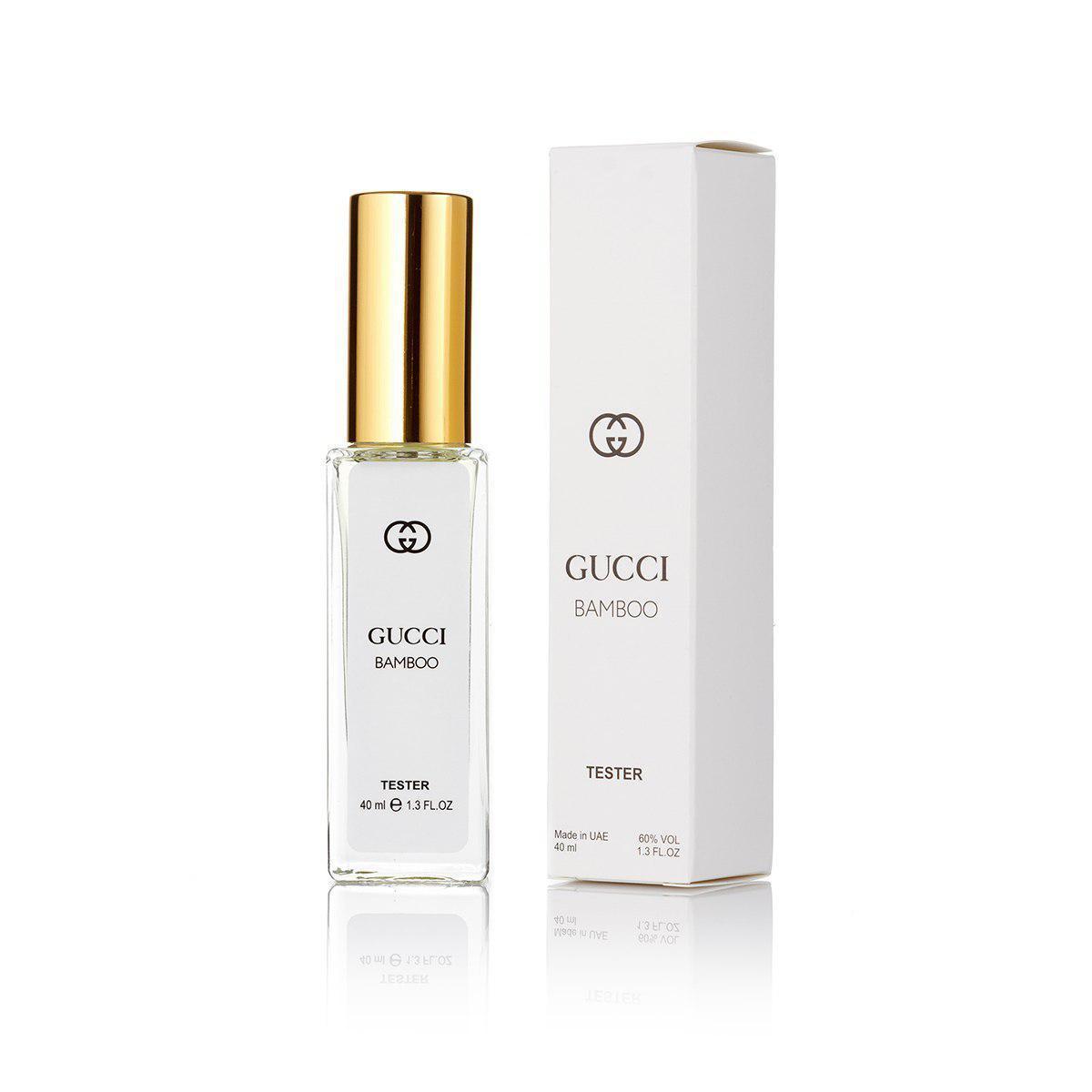 Женский мини - парфюм  тестер Gucci Bamboo (40 мл)