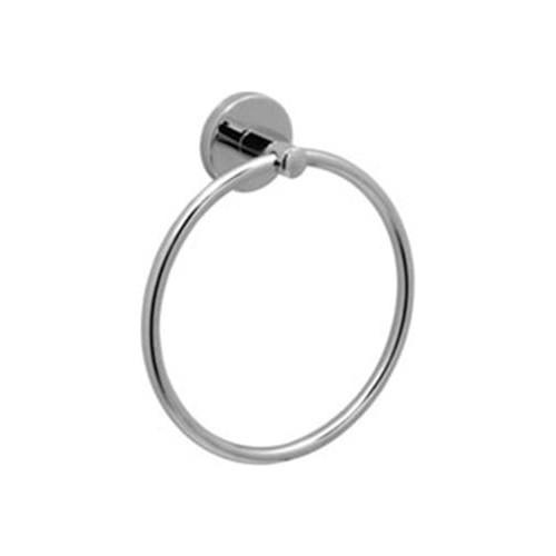 Держатель для полотенец кольцо хром