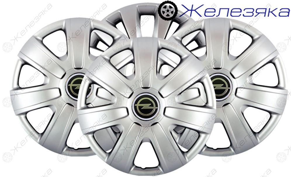 Колпаки на колеса R16 SKS/SJS №415 Opel