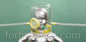 Шлем для детей для СРАР и НИВ StarMed CaStar Ped