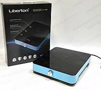 Плитка индукционная Liberton LIC 1804 одноконфорочная, фото 1