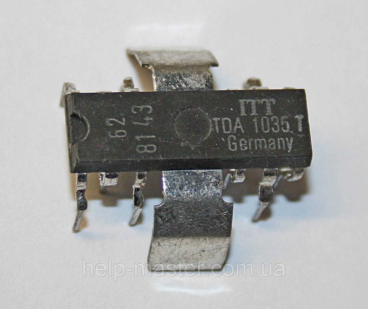Микросхема TDA1035T (DIP12)