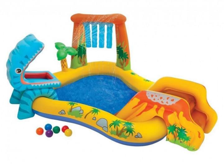 Надувной игровой центр Intex 57444