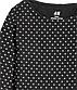 Стильне базове чорне плаття з довгими рукавами на дівчаток 6 - 8 років, р. 122 - 128, H&M, фото 2