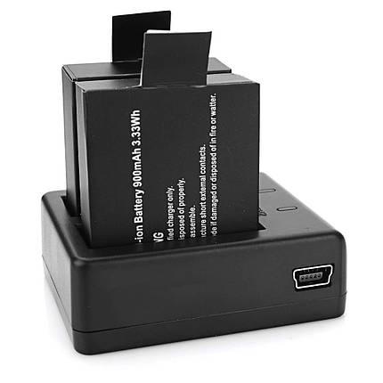BC-SJ4000C зарядное устройство для двух акб, фото 2