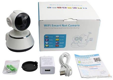 Wi-Fi / IP панорамна камера V380-Q6 360 градусів, фото 2