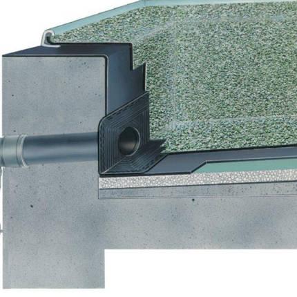 Воронка парапетна ТПЕ 100х500мм, фото 2