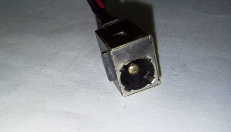 Питание ноутбука Lenovo DC 301007800 PowerJack, фото 2