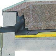 Воронка парапетна ТПЕ 100х500мм, фото 3