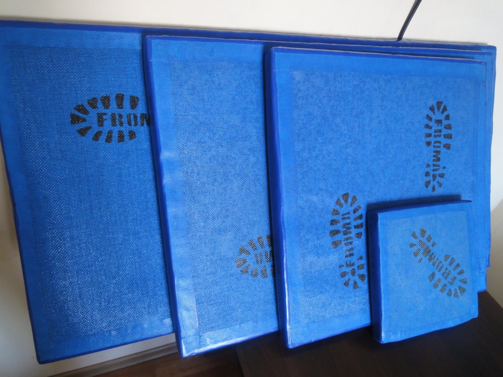 Дезинфекционный коврик Медицинский, 50*50 см, толщина 15 мм